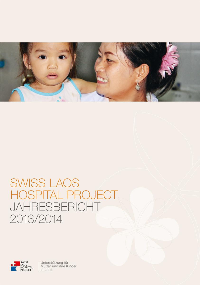 SLHP Jahresbericht 2013–2014 (Cover)