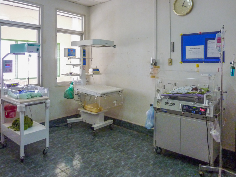 Spital in Savannakhet