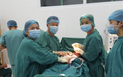 New Operating Room in Nong Het District Hospital