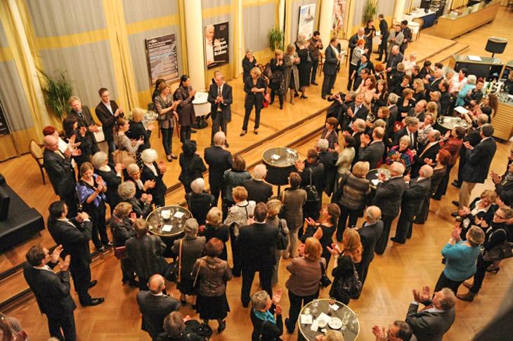 Benefizkonzert im Grossen Tonhallesaal Zürich